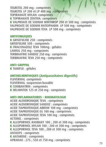 helmintox side effects