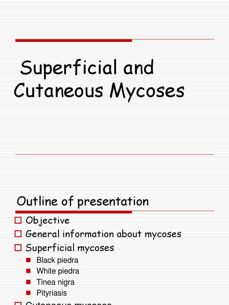 papillomavirus mycoses)