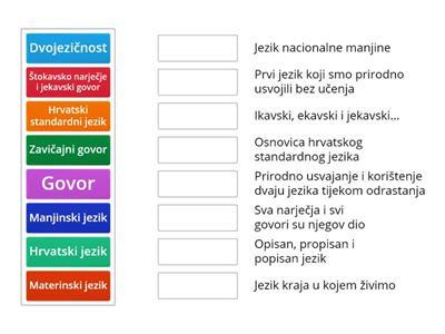 hrvatski padezi vjezbe