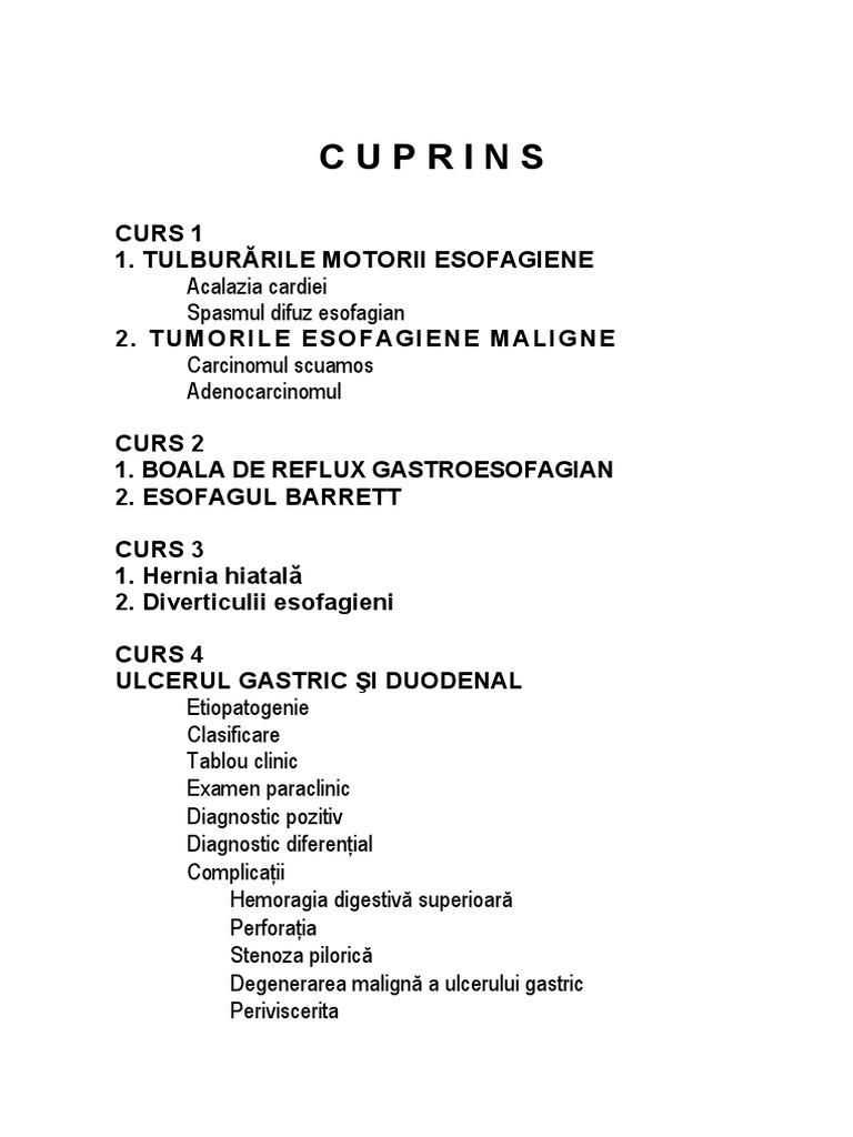 cancer gastric diagnostic diferential)
