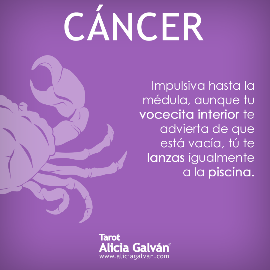 cancer que es signo