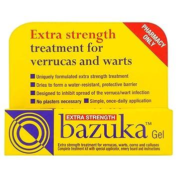 wart treatment bazuka