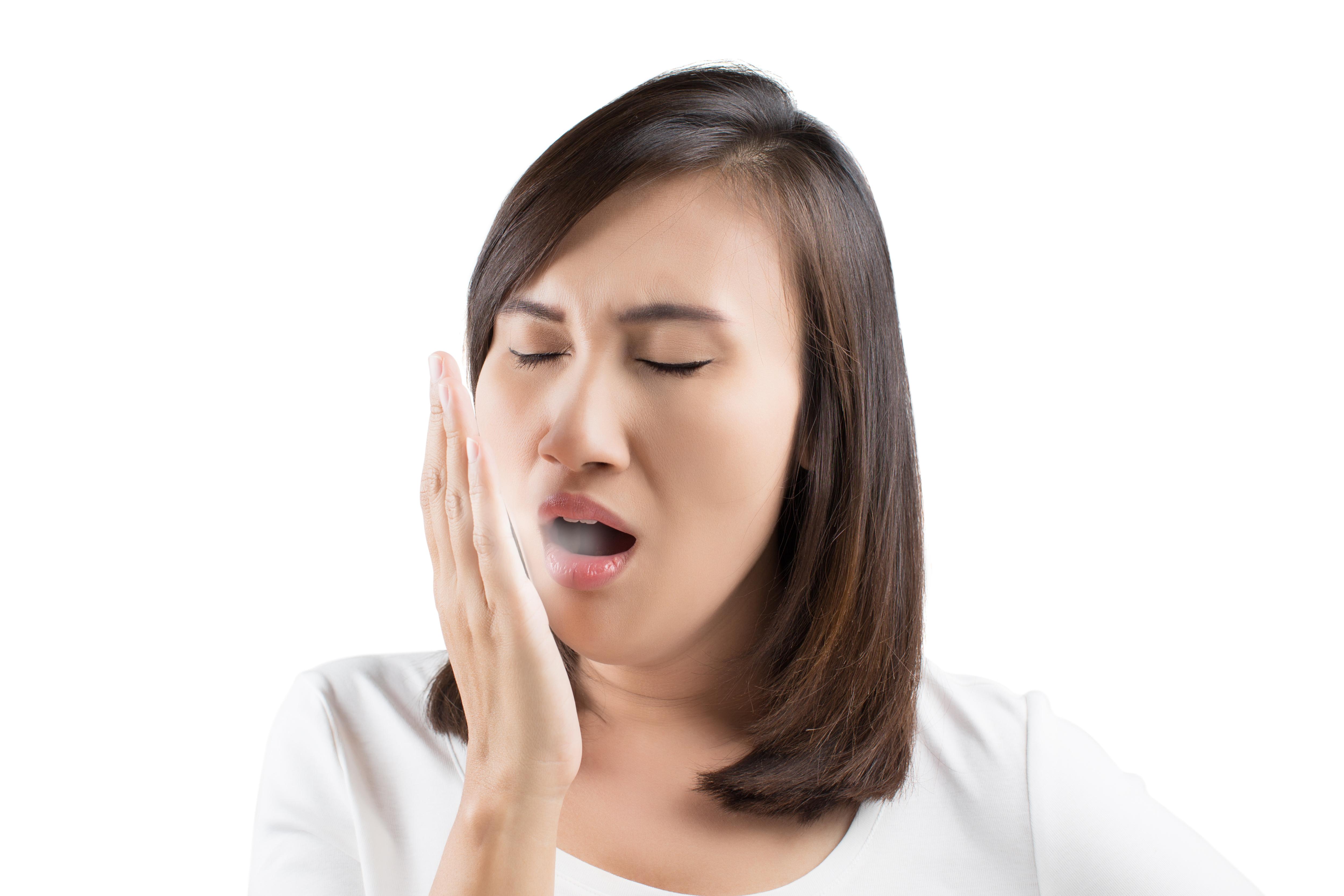 ce inseamna respiratia urat mirositoare