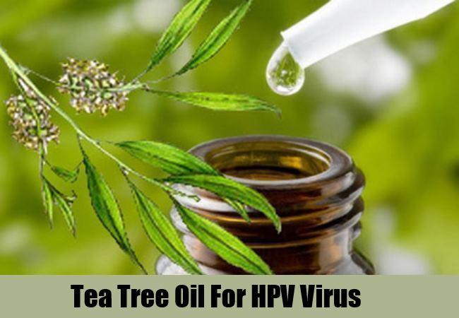 papillomavirus tea tree oil)