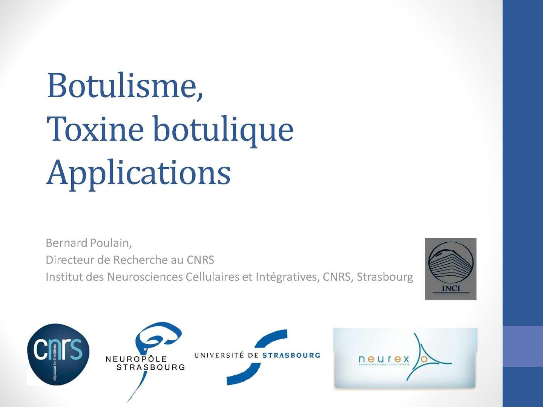 toxine botulique 2007 hpv virus test uk