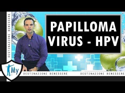 papilloma virus quanto sopravvive