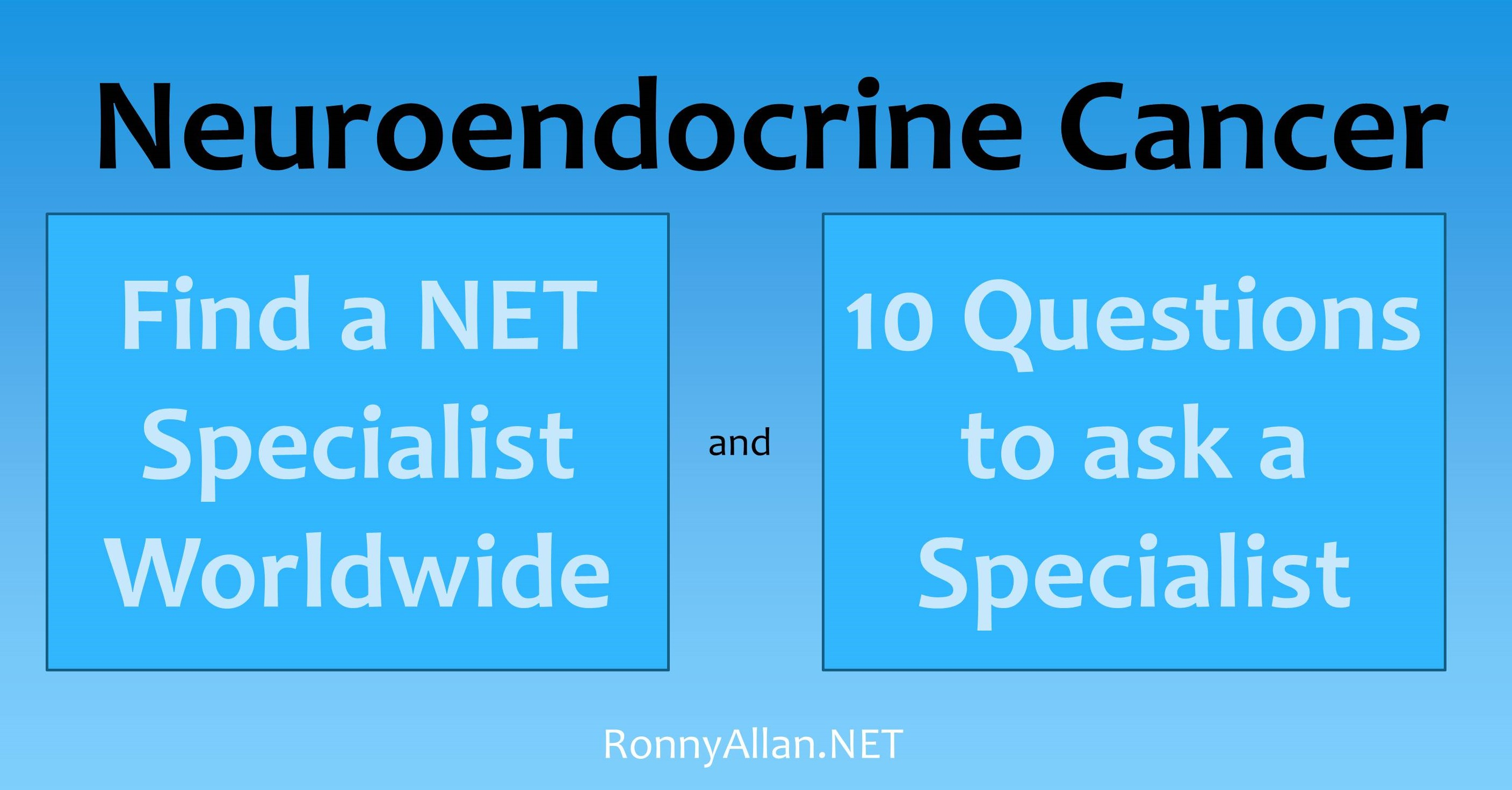 neuroendocrine cancer nz