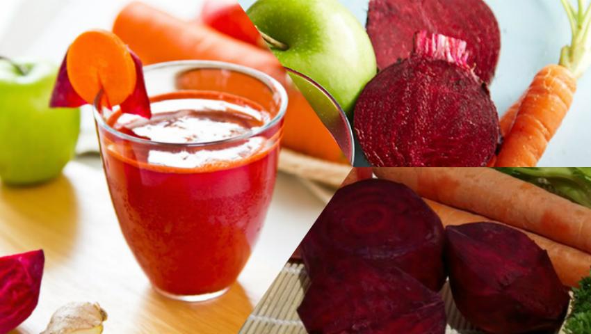 Cum am rezistat 14 zile doar cu sucuri de fructe si legume - Meseria de parinte