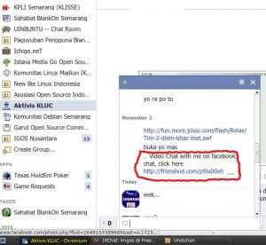 Atentie ce mesaje primiti pe Facebook Messenger: Virus deghizat in ''video de la un prieten''