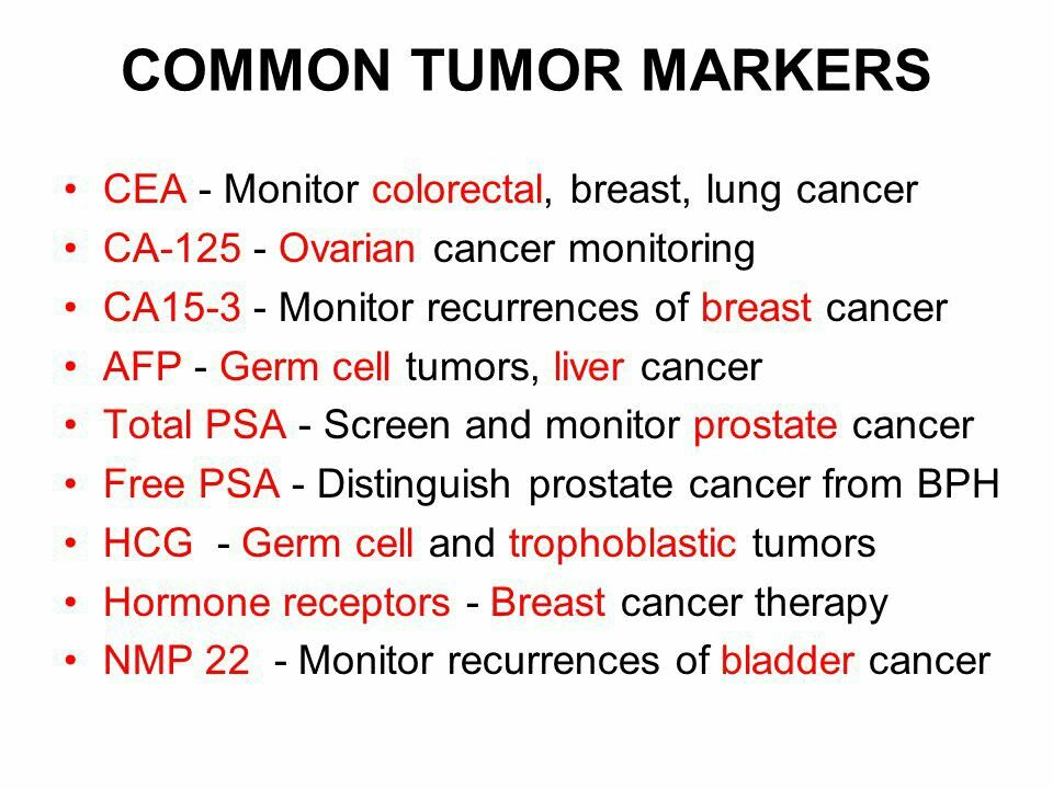 hepatic cancer marker