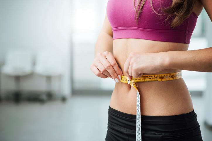 cancer abdominal weight gain)