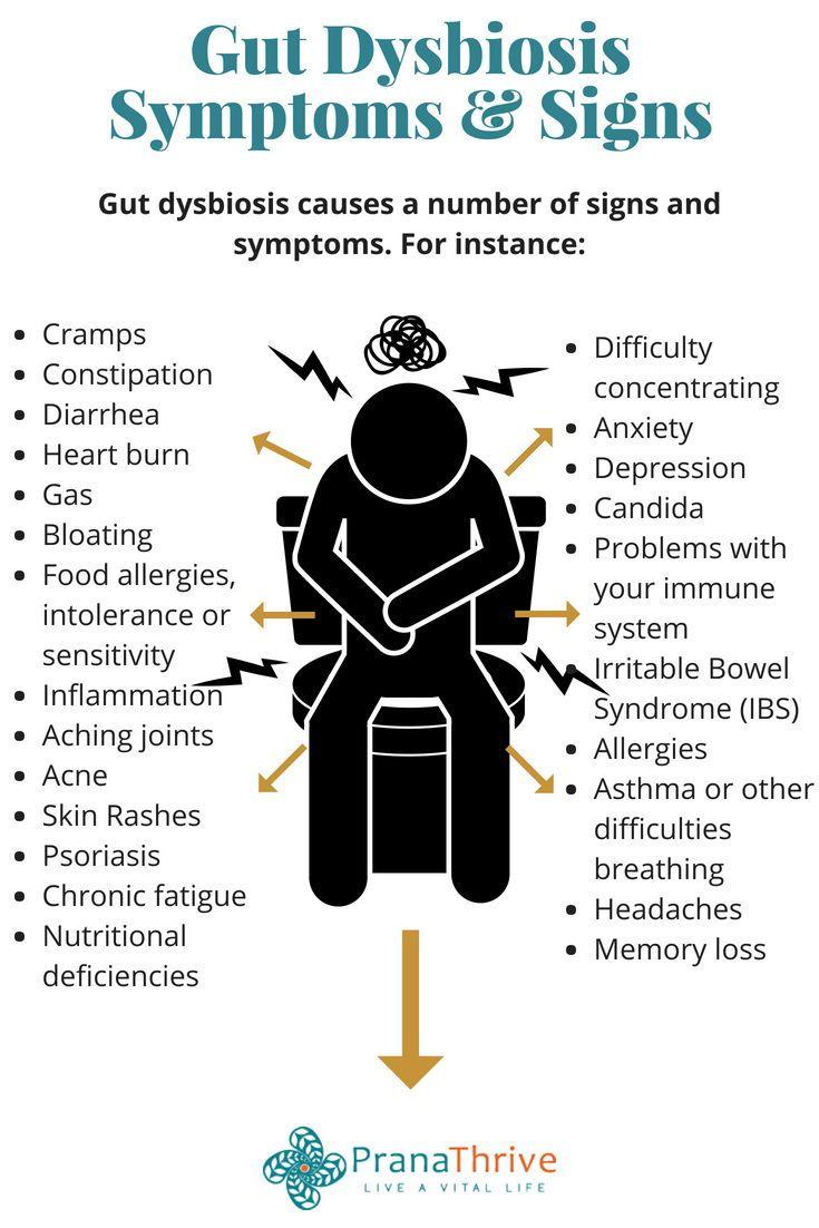 dysbiosis constipation)