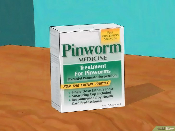 tratamientos para oxiuros / parasitos