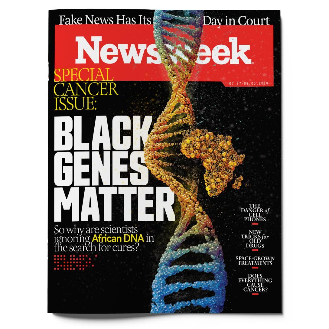 genetic cancer cure