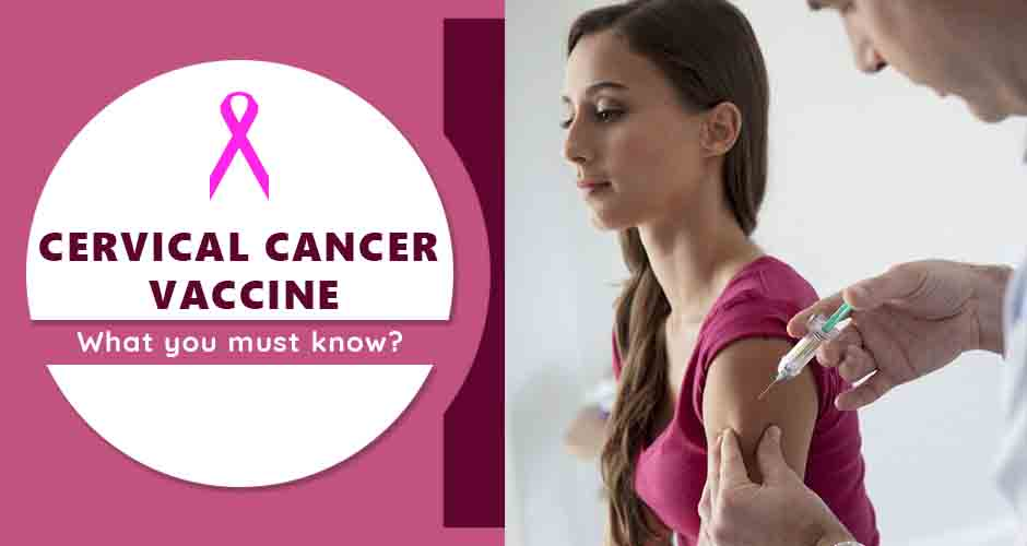 cervical cancer vaccine schedule)