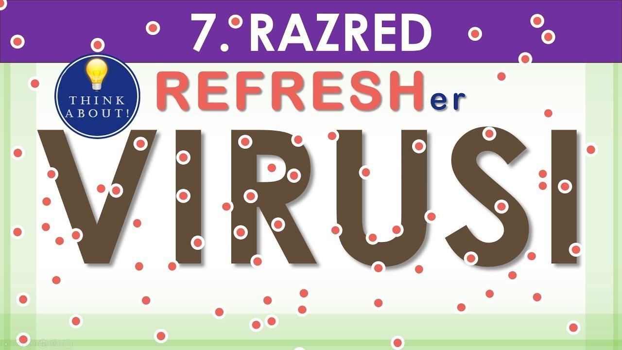 virusi 7 razred