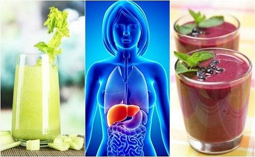 Cele mai bune 5 fructe pentru ficat și rinichi — Doza de Sănătate