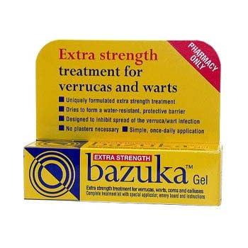 wart treatment bazuka foot warts homeopathic remedy