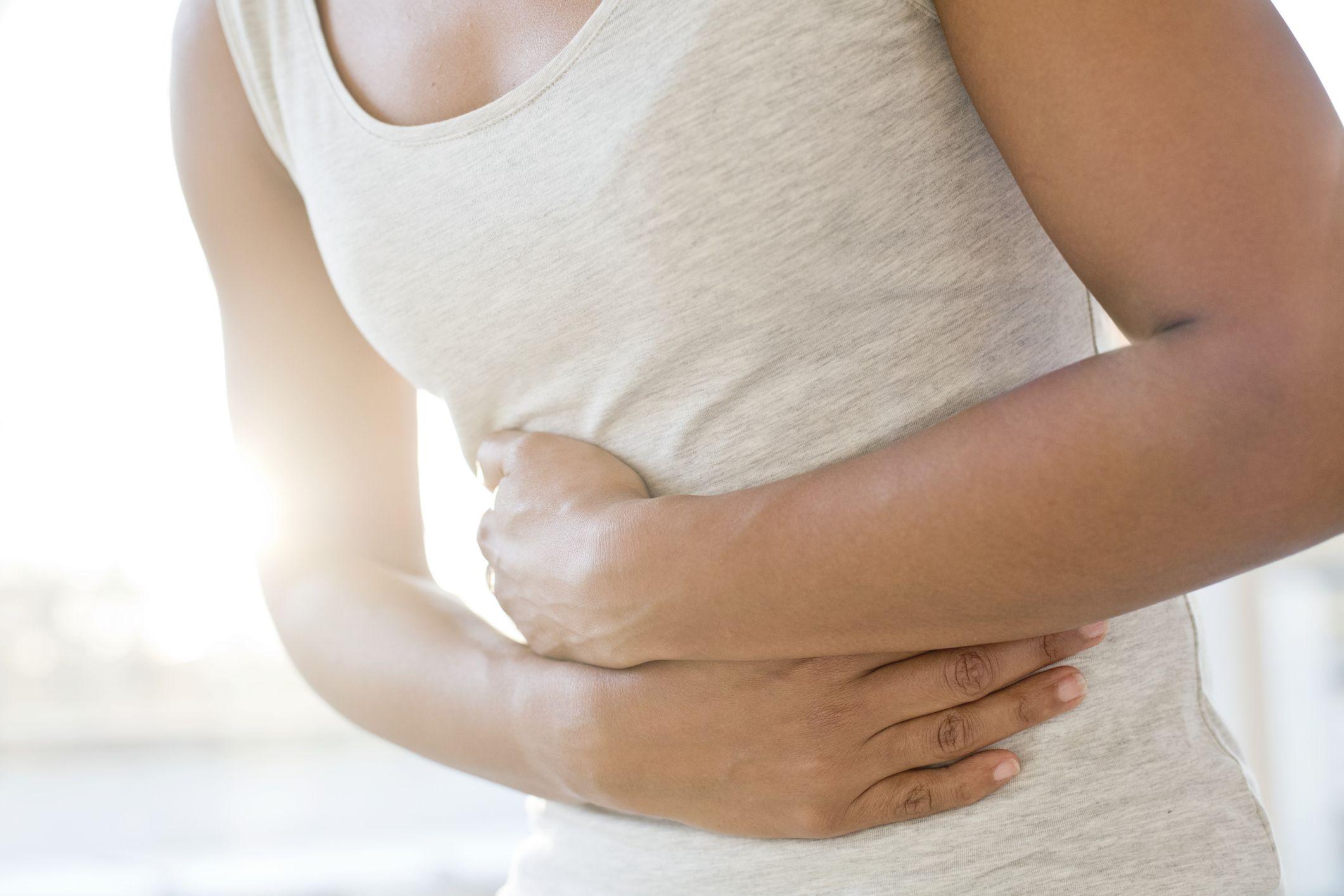 abdominal cancer symptoms female