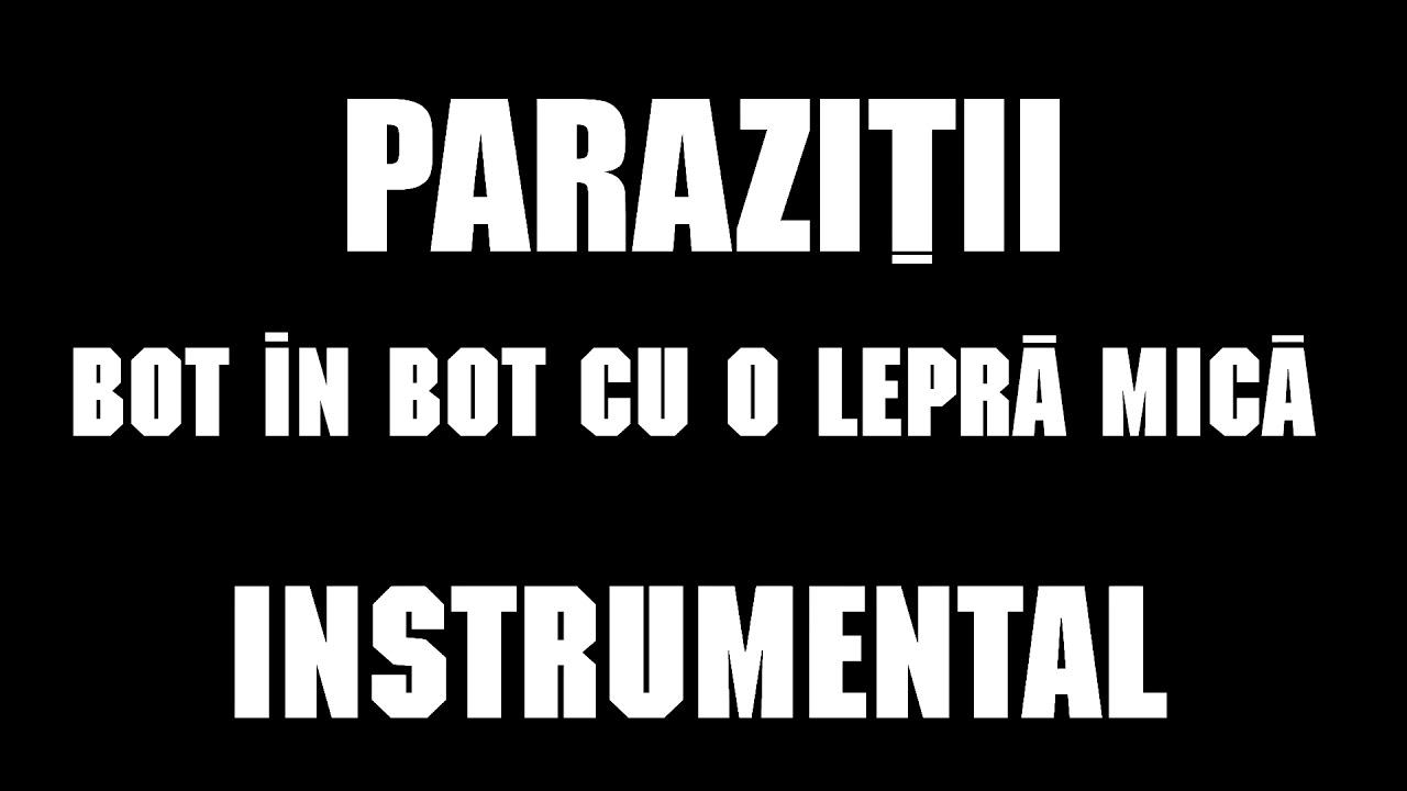 parazitii - bot in bot cu o lepra mica)