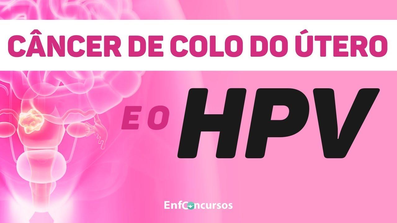 hpv cancer uterino