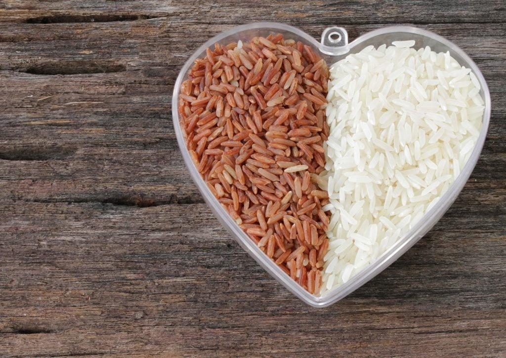 detoxifierea organismului cu orez brun)