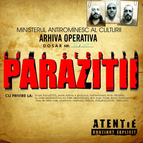 Download Parazitii - Tot Ce E Bun Tre' Sa Dispara mp3 ( MB)