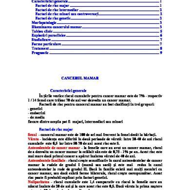 Cancerul laringian