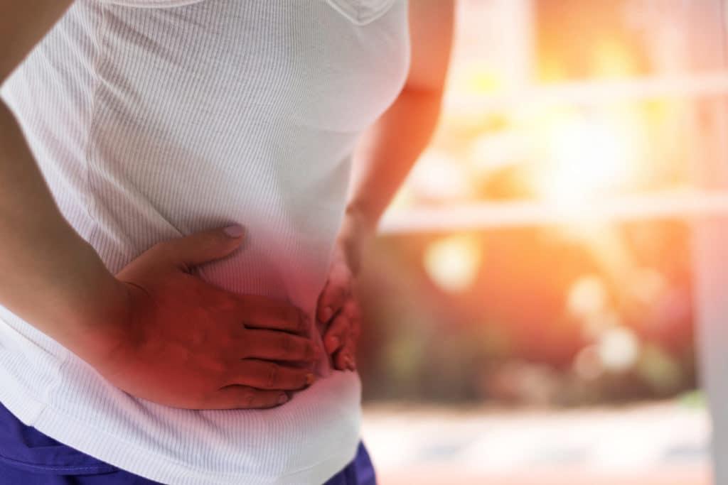 ovarian cancer flatulence