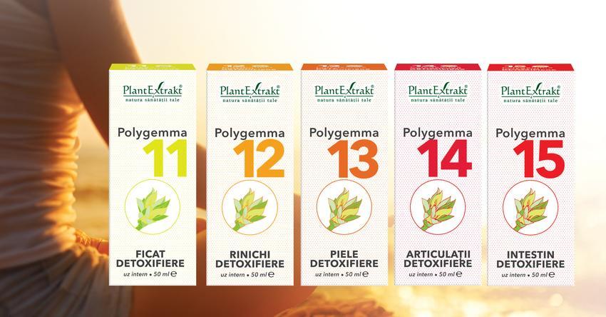 Polygemma 11 Ficat detoxifiere 50 ml