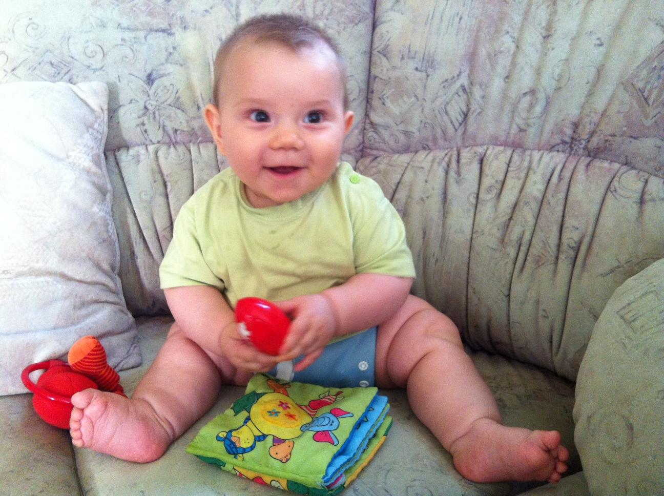 toxoplasmoza la copii