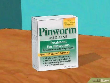 medicamentos contra los oxiuros)