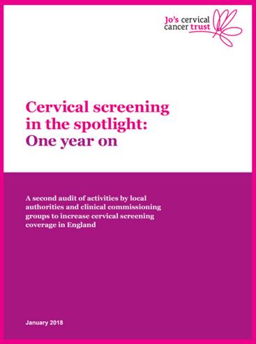 cervical cancer jos trust