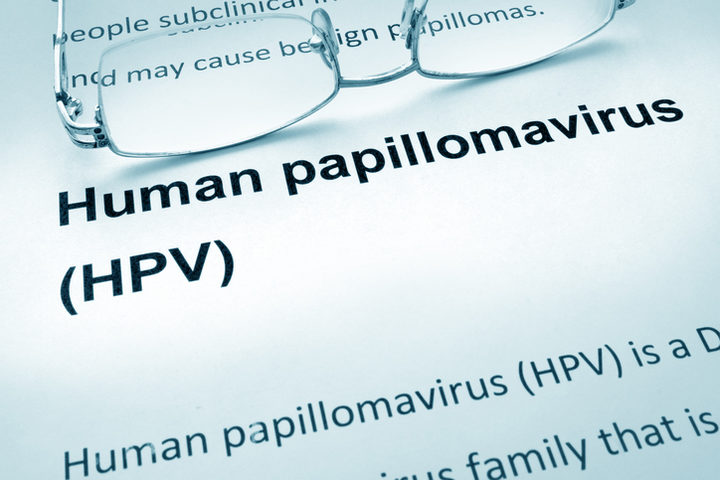 papilloma virus diffusione