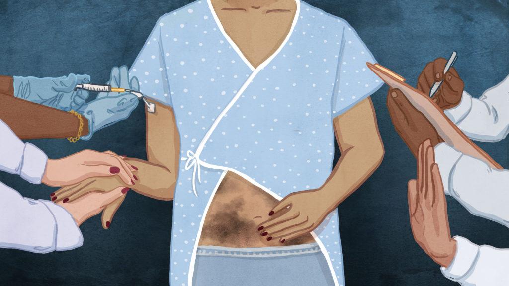 peritoneal cancer female)