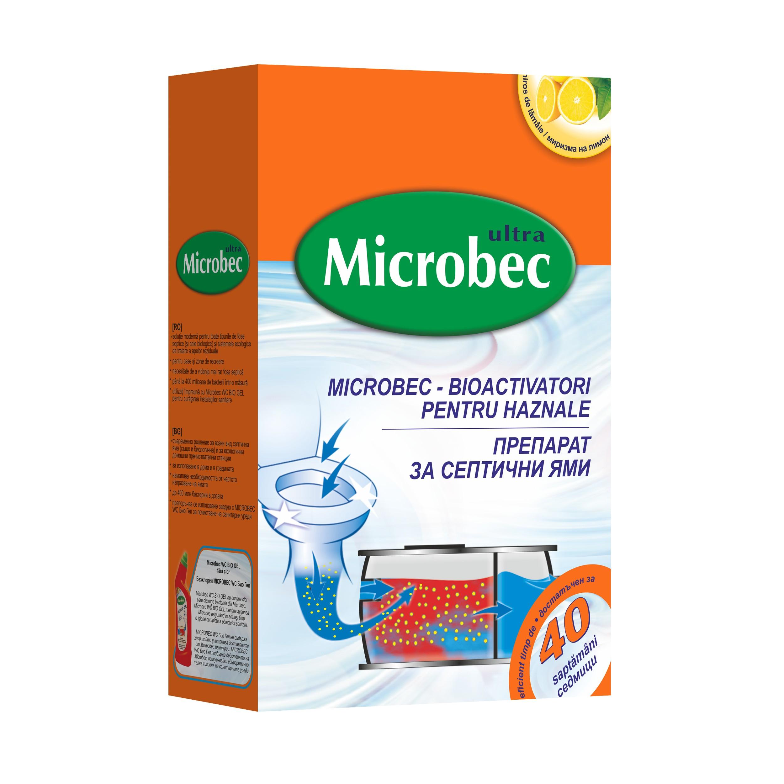 bacterii fosa septica dedeman)