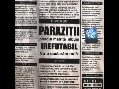 parazitii rau sau bun cancer de pancreas esperanza vida