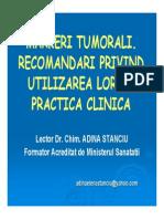 cancer testicular markeri tumorali