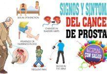 el cáncer de próstata causa síntomas