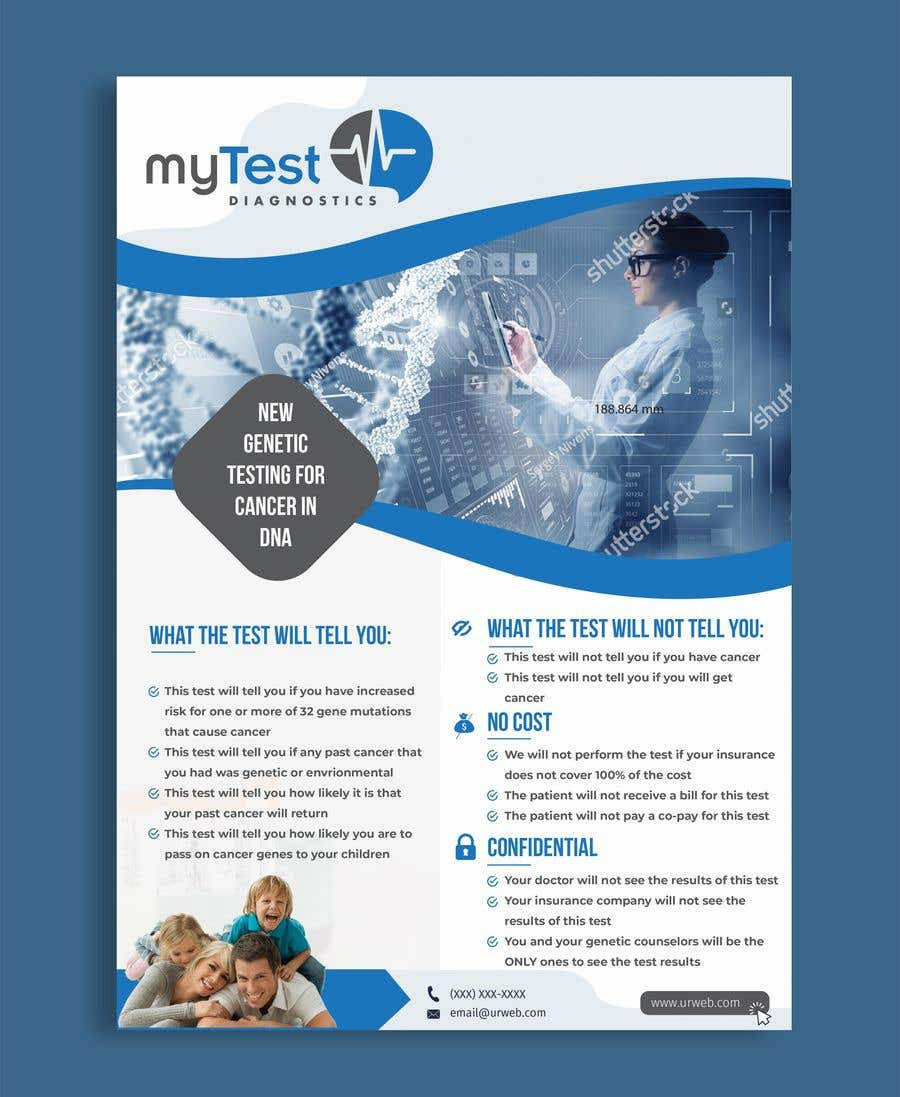 cancer genetic counseling brochure