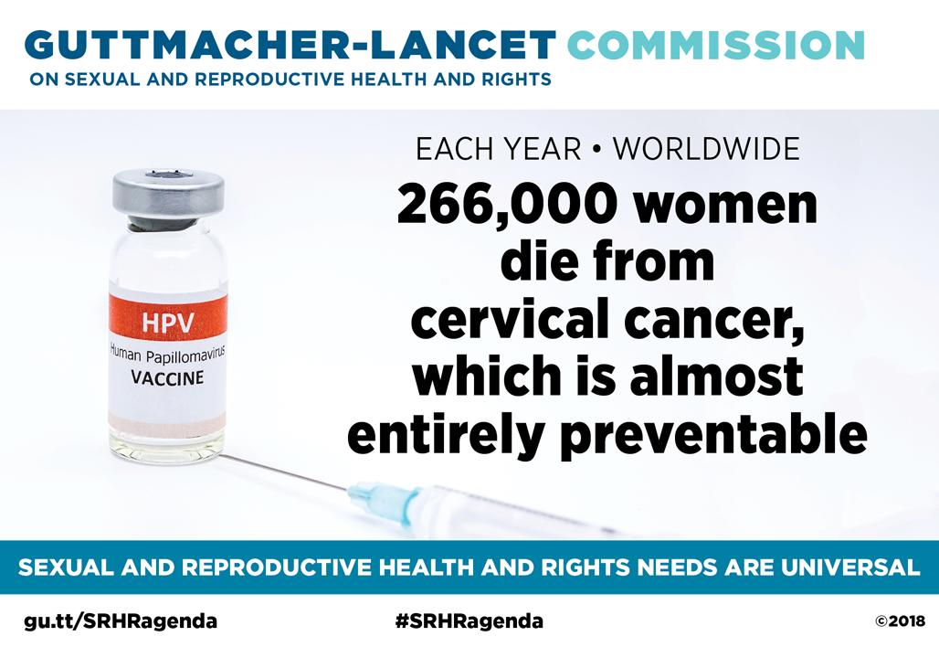 cervical cancer lancet