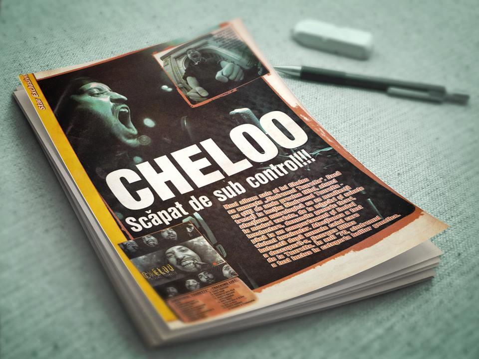 cheloo sindromul tourette album)