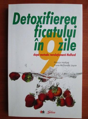 Reguli pentru detoxifierea ficatului într-o singură zi - Doctorul zilei