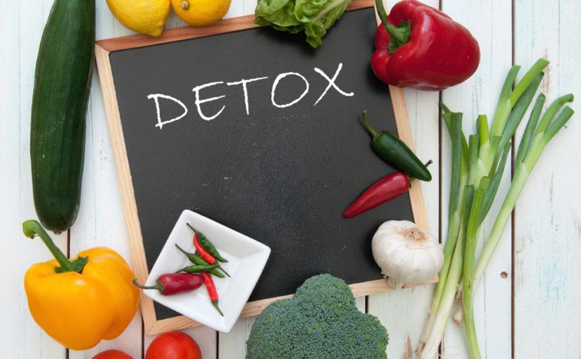 detoxifierea organismului la copii)