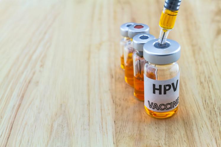 hpv vaccine jakarta