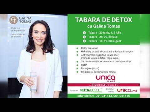 detoxifiere cu galina tomas usturoiul pentru oxiuri