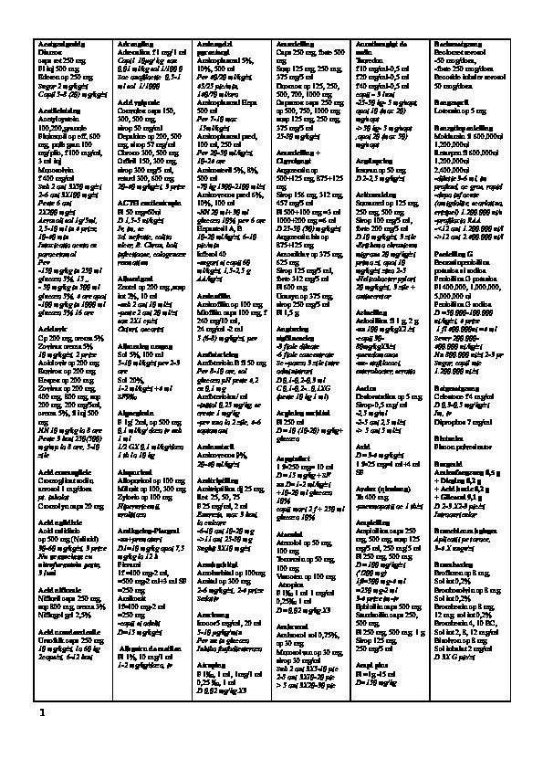 furazolidon pentru oxiuri