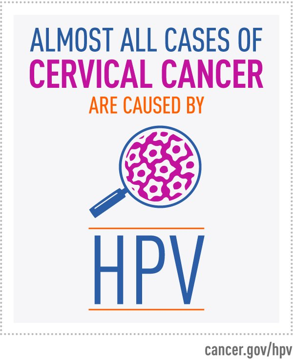 hpv caused cervical cancer