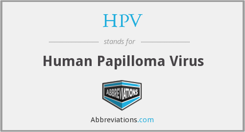 hpv meaning in arabic