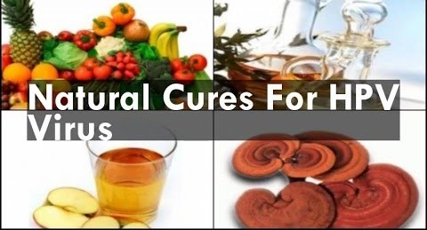 hpv virus cure natural